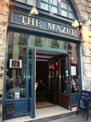 The Mazet pub Paris