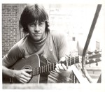 Brad Spurgeon with Guitar at 18 in New York City