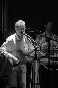 Brad Spurgeon at the Melting Pot jam in Shanghai