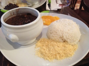 feijoada at tropicalia Paris