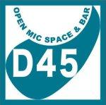 d45 open mic osaka