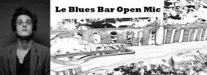 Le Blues Bar open mic