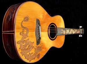 blueberry guitar
