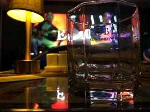 Ernesto Valerio through a glass