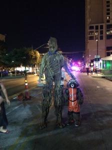 Austin Halloween Night