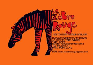 Zebre Rouge