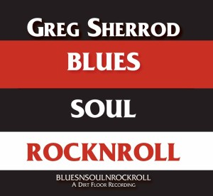 Greg Sherrod Album