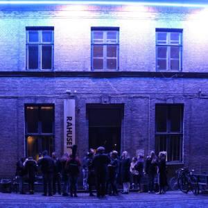 CPH Listening Room in Rahuset