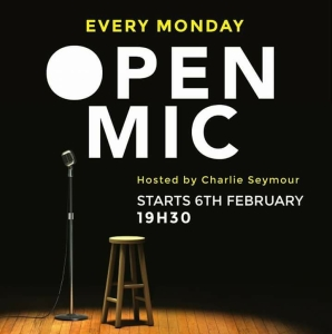 Rush Bar open mic