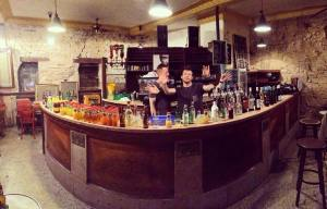 Olivier in his new bar???