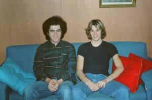 Mike MacDonald and John Kricfalusi