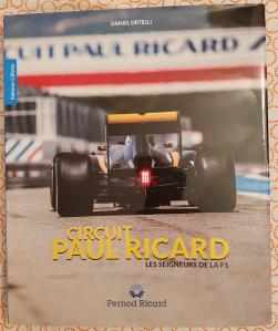 Circuit Paul Ricard book