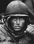 David Douglas Duncan Soldier