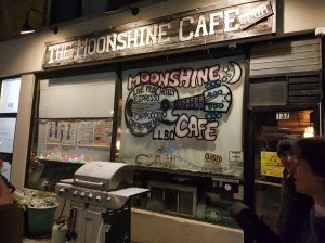 moonshine café in oakville